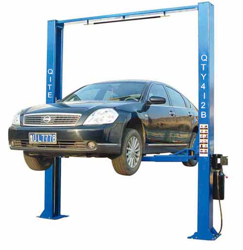 3.5t hydraulic gentry two post car lift