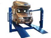 15t Large Truck/bus Hydraulic Lifting Machine