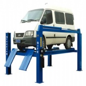 5t Chain Drive Hydraulic Car Platform Lift