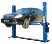 3.5t Chain Drive Workshop Hydraulic Double Column Car Lift