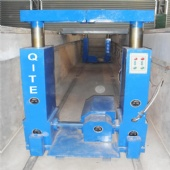 20t electric mechanical screw pit lift