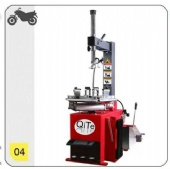 MOTORCYCLE TYRE CHANGER MACHINE