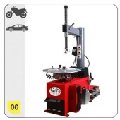 MOTORCYLE WORKSHOP TYRE CHANGER